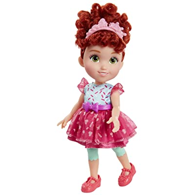 "Fancy Nancy Tea Time Doll, 10"" Tall: Toys & Games"