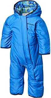 e230f3bbe Amazon.com  Rothschild Baby Boys Quilt and Fur Footed Puffer ...