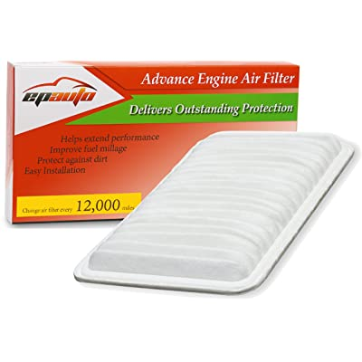 EPAuto GP360 (CA9360) Replacement for Toyota/Lexus Rigid Panel Engine Air Filter: Automotive