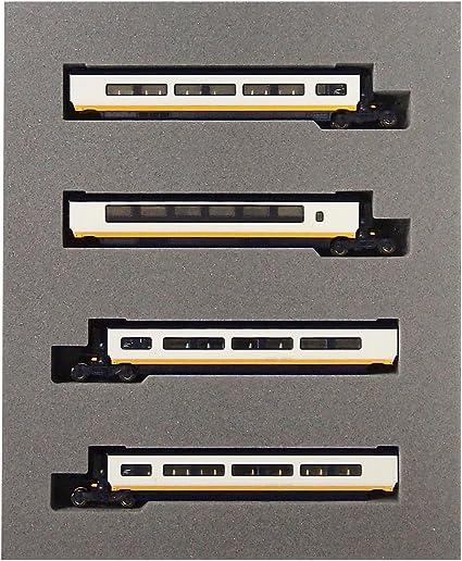 White LED Version 2 Kato KAT7504 HO Passenger Car Light Kit