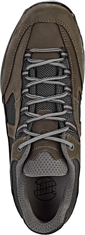 Hanwag Gritstone II GTX Shoes Herren Mocca//Asphalt 2019 Schuhe