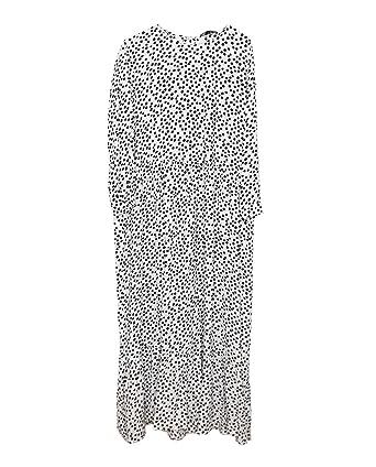 Zara Vestito Donna Bianco XS: Amazon.it: Abbigliamento