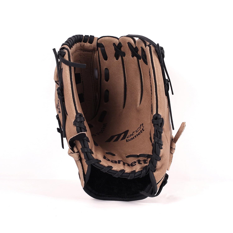 barnett SL-115 gant de baseball cuir infield/outfield 11, pour gaucher, marron 070330042919