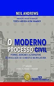 O Moderno Processo Civil
