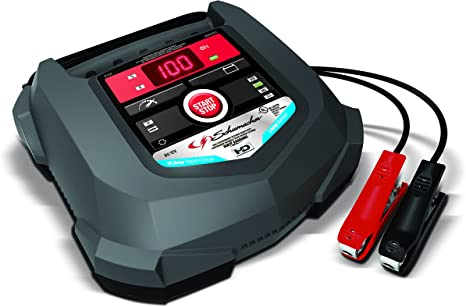 Schumacher SC1323 6/12V Fully Automatic Battery Charger and 3/15A Maintainer