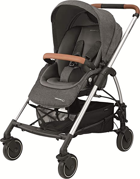 Opinión sobre Bébé Confort Mya cochecito desde nacimiento, color sparkling grey