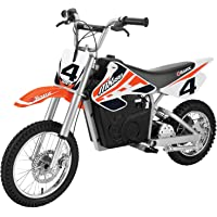 Razor MX650 Electric Dirt Rocket Kids Motorcross Motorcycle Bike