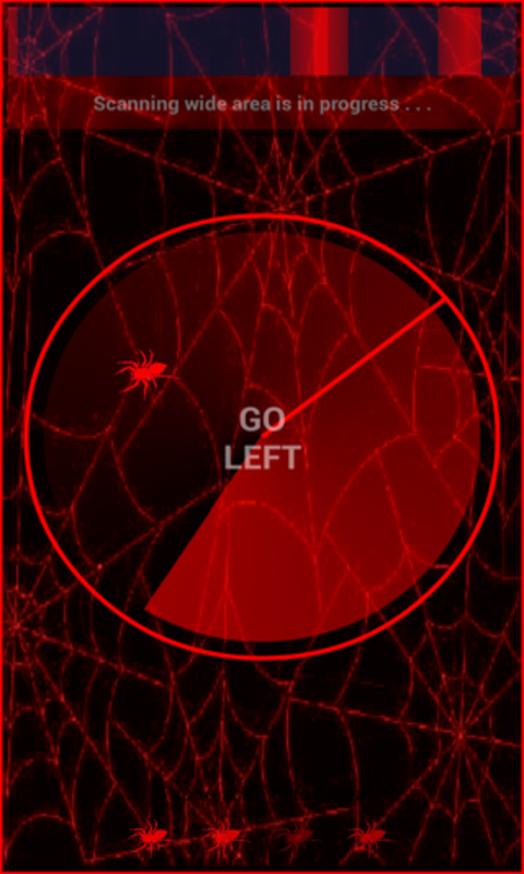 Radar Detector App >> Amazon.com: Spider Detector (Radar): Appstore for Android
