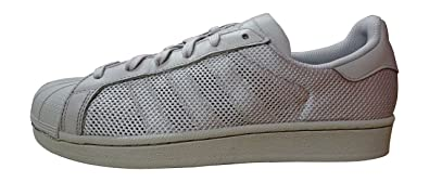 adidas Originals Superstar Triple Mens Trainers Sneakers Shoes (US 11, Granite BB3696)