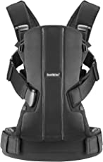 BabyBjörn Carrier - Baby Carrier Black - We, Cotton