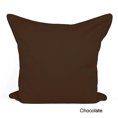 Textile Online de cama 100% algodón forro de cojín funda de ...