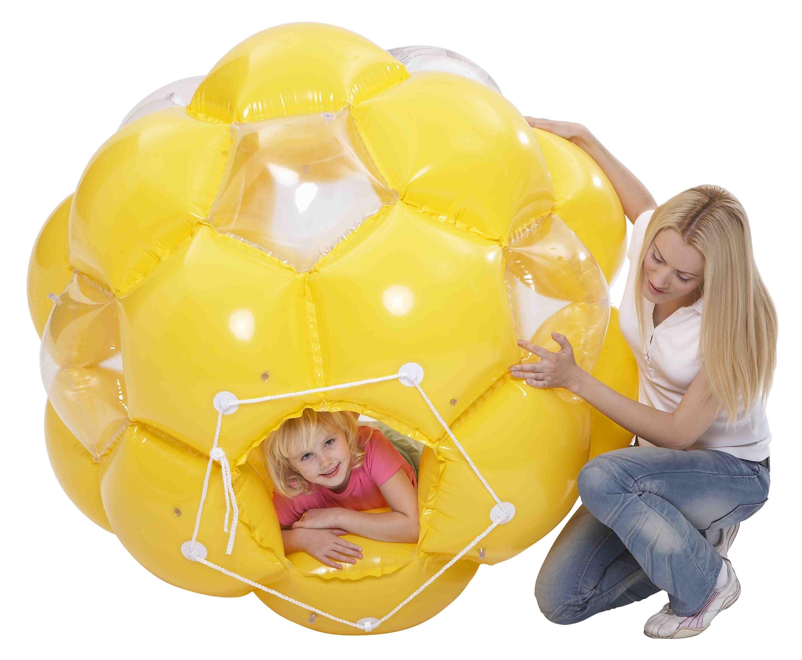 Inflatable Fun Ball - Jumbo 51'' - Giant Crawl Inside Inflatable