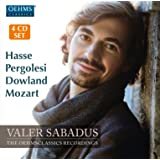 Valer Sabadus: The OehmsClassics Recordings