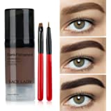 Waterproof Eyebrow Tint Gel Kit, Long Lasting Brow Color Gel Mascara for Eyebrow Makeup,Flake-proof,Smudge-proof
