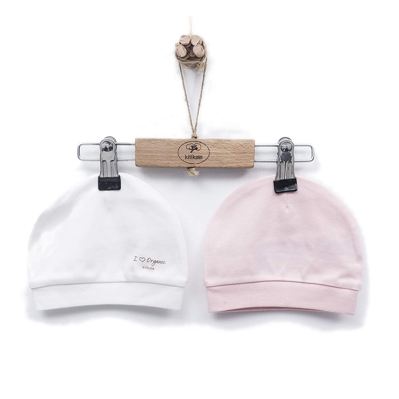 2 Pezzi Kitikate Baby Organic cap