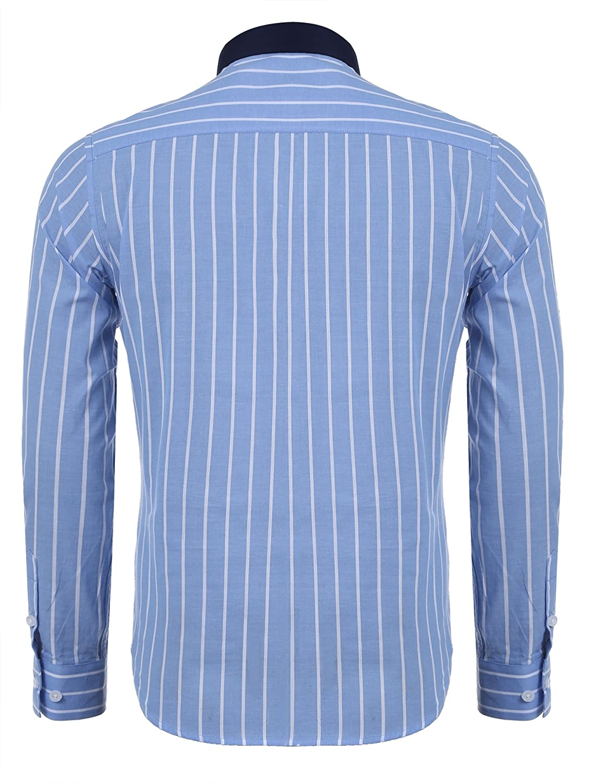 06d58924c6 Geoffrey Beene Mens Dress Shirts Regular Fit Solid Sateen ...