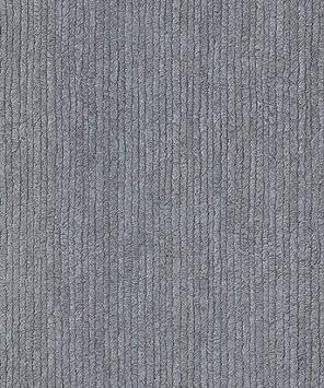 Crown Bergamo Cuir Papier Peint Texture Argent, Gris Foncé (m1402 ...