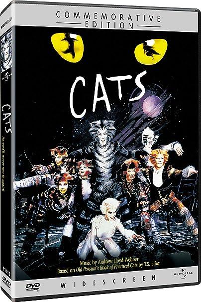 prezzi economici seleziona per genuino scegli genuino Amazon.com: Cats: The Musical (Commemorative Edition ...
