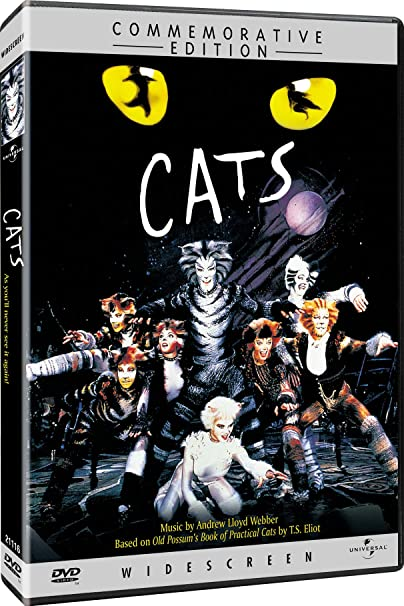 Amazon Cats The Musical memorative Edition David