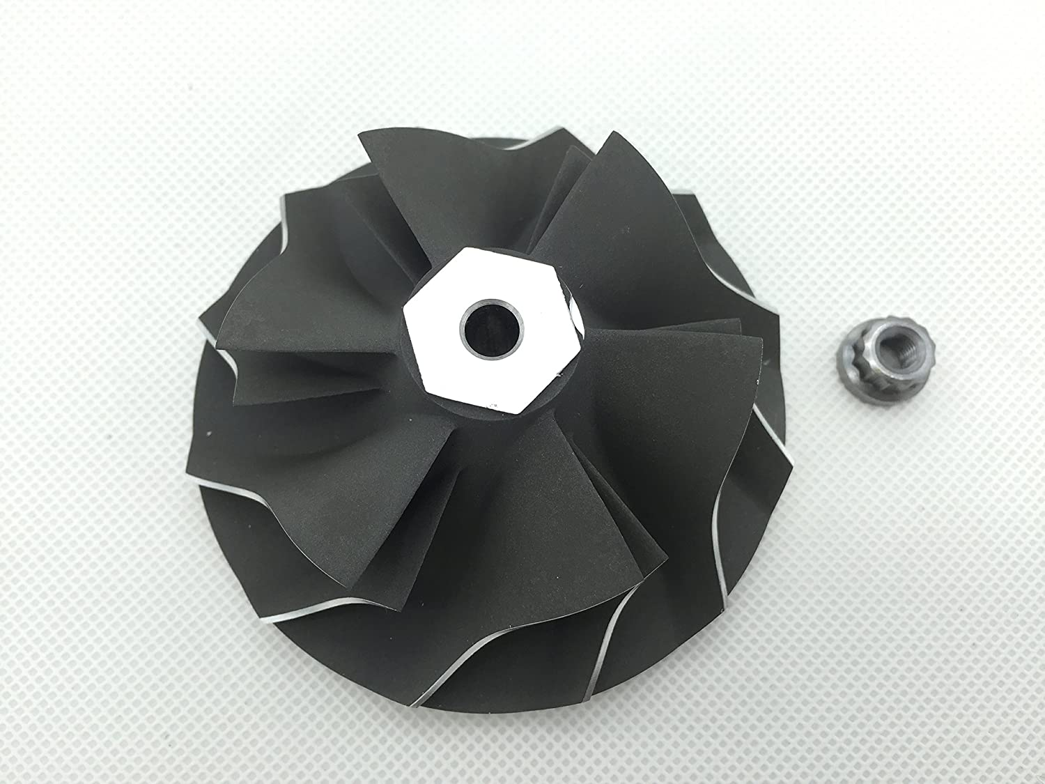 Compressor Wheel for Powerstroke F-Series TP38 GTP38 Turbo Charger 88//65.87//6.35 CHENLEE CL190001