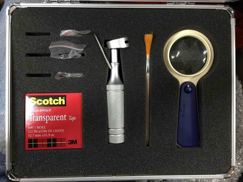 JIAN YA NA Hot Cross Hatch QFH Adhesion Tester Instrucción Kit de ...