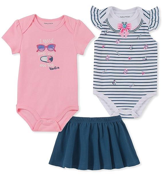 Amazon.com: Nautica Set (KHQ) - Conjunto de faldas para bebé ...