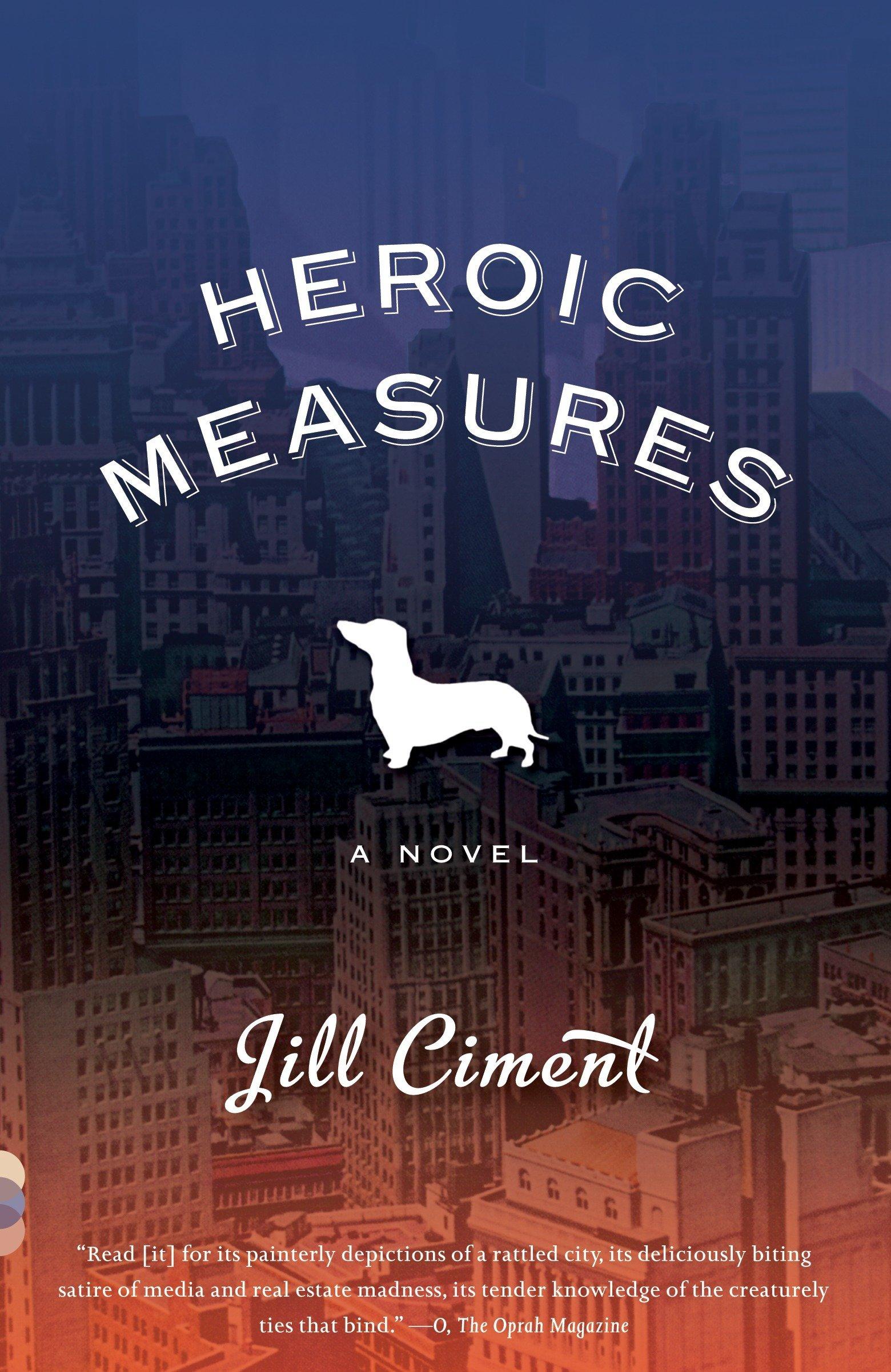 Heroic Measures (Vintage Contemporaries) ebook