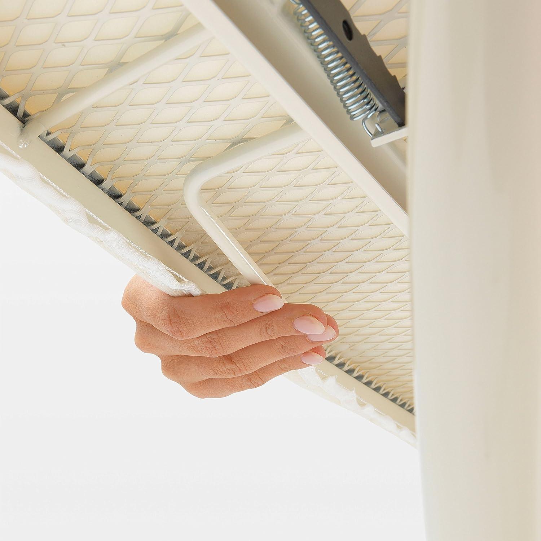 Acero Brabantia Tabla De Planchar De Sobremesa 95 x 30 cm Fern Shades