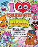 I Love Drawing Moshi Monsters