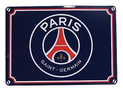 PARIS SAINT GERMAIN Fanion PSG Collection Officielle Taille 10 x 8 cm