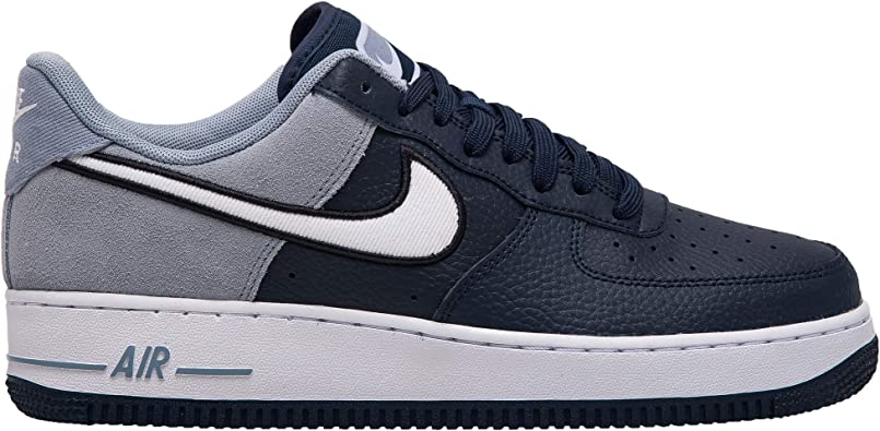 Nike Mens Air Force 1 07 Leather Suede