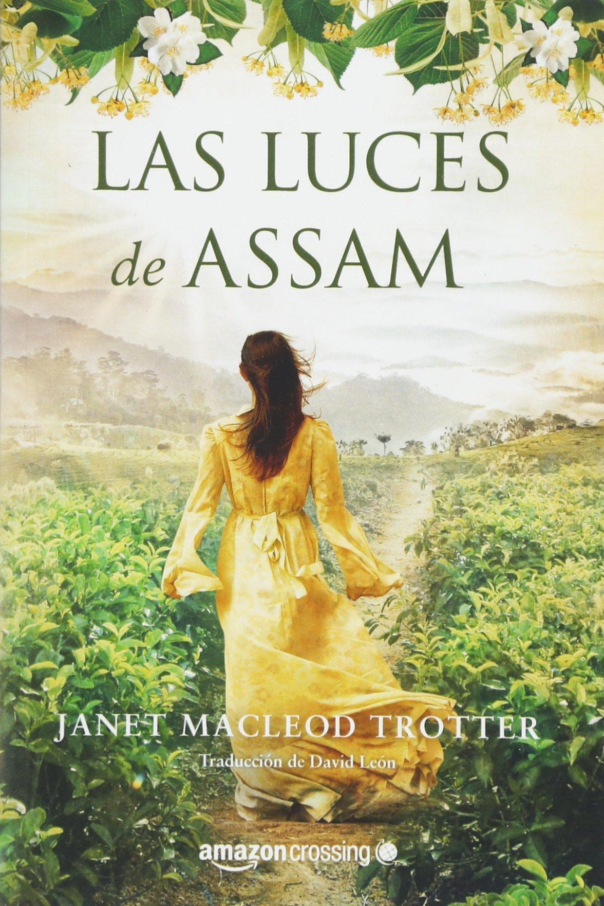 Las luces de Assam (Aromas de té): Amazon.es: Janet MacLeod Trotter, David  León: Libros