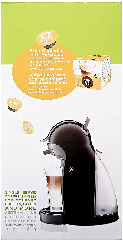 Amazon.com : Nescafe Dolce Gusto Piccolo Coffee Machine : Grocery & Gourmet Food