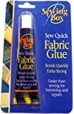 Fabric Glue Textile Glue Hemming Glue Adhesive Sew Quick Sewing Extra Strong