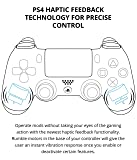 PS4 Modded Controller With Back Buttons - Magic