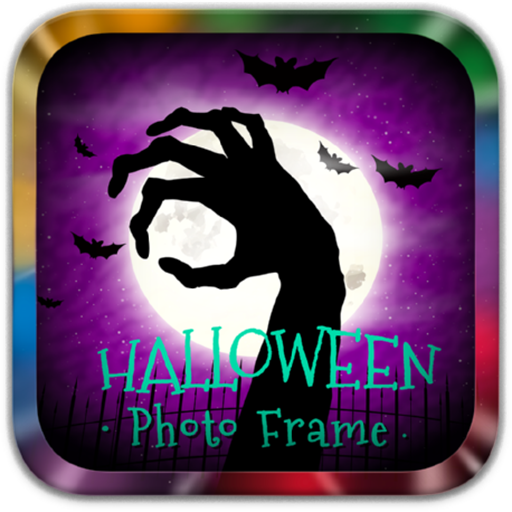 Halloween Photo Frame -