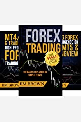 Forex, Forex Trading System, Forex Trading Strategy, Oil, Precious metals, Commodities, Stocks, Currency Trading, Bitcoin (3 Book Series) Kindle Edition