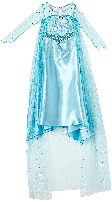 41 opinioni per URAQT Costume da Principessa Elsa, per Bimba con Vestito Lungo Compleanno, per