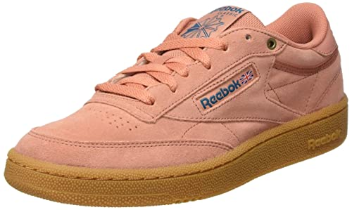 67b247c9b5f86a Reebok Unisex Adults  Club C 85 Mu Gymnastics Shoes