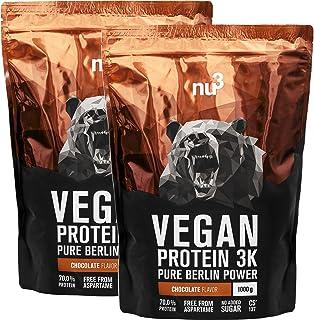 PBN - Bote de proteínas para veganos, 2.27 kg (sabor ...