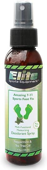 Elite Sportz Shoe Deodorizer and Foot Spray - No More Embarrassing