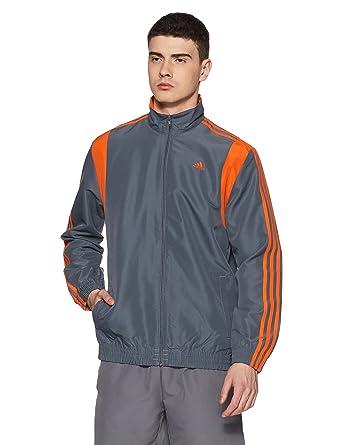 d7a7c715e535f Adidas Men's Synthetic Track Jacket