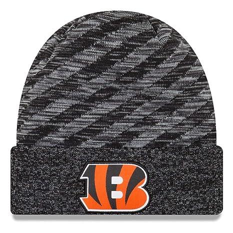846411a0 Amazon.com : New Era Cincinnati Bengals Beanie NFL 2018 On Field TD ...