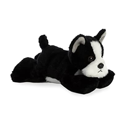 "Aurora - Mini Flopsie - 8"" Boston Terrier: Toys & Games"