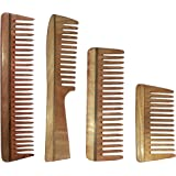 Simgin Handmade Wooden Combs Family Pack-1