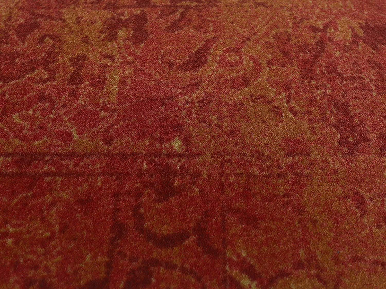 HEVO Hotel Retro grün grün grün Kettel Teppich 100% Polyamid 140x200 cm B07GBBP72P Teppiche f6011b