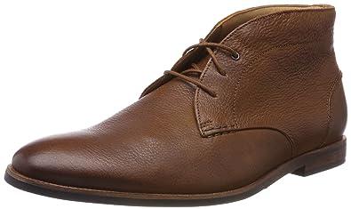 Clarks Herren Broyd Mid Kurzschaft Stiefel