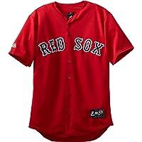 MLB Boston Red Sox Alternate Replica Jersey, Rot