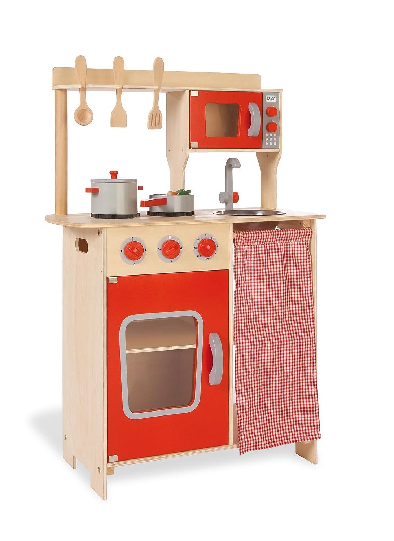 Uberlegen Pinolino 229472   Kinder Kombi Küche, Rike: Amazon.de: Spielzeug