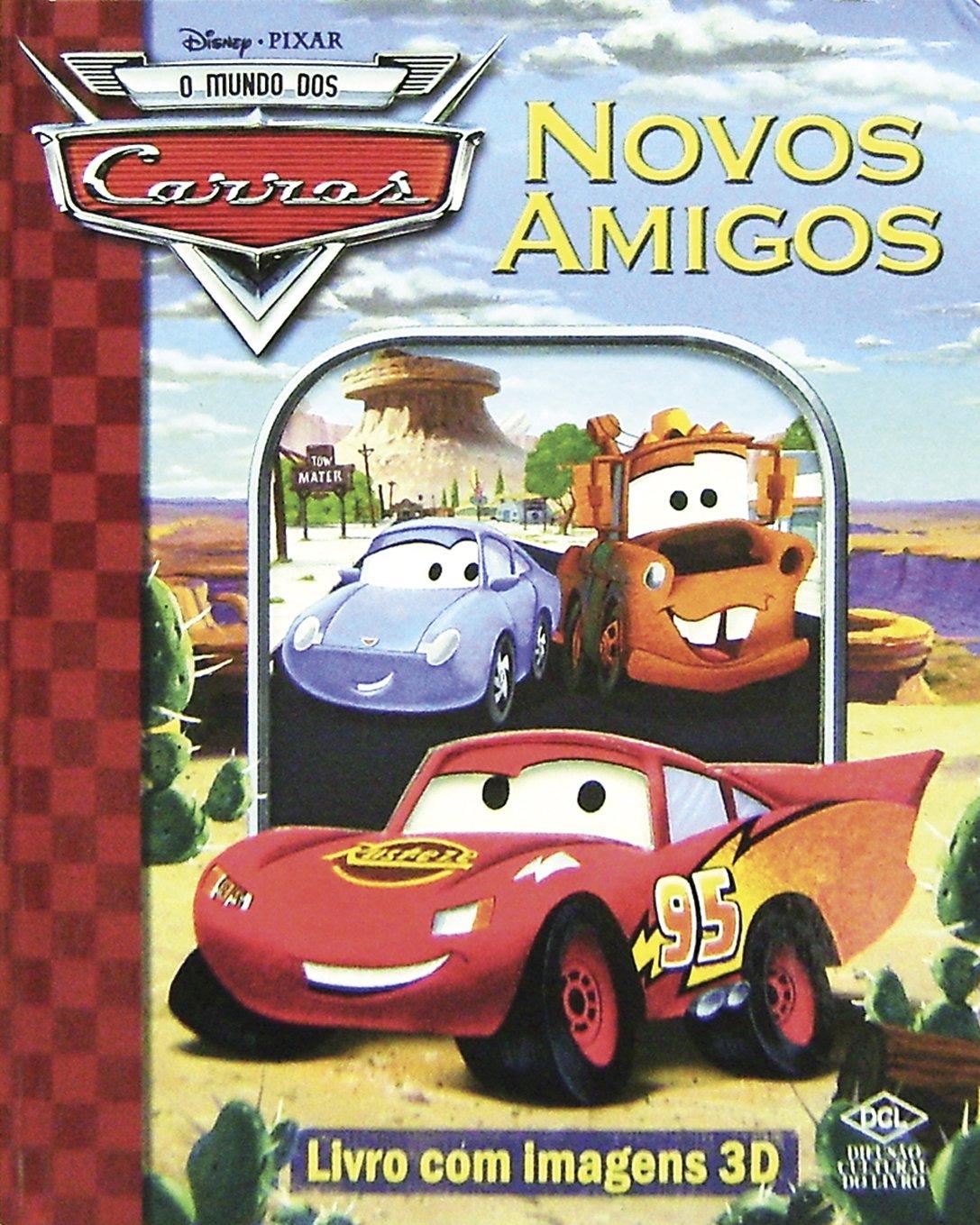 Download Disney-Pixar Carros. Novos Amigos - Coleção Imagens 3D pdf
